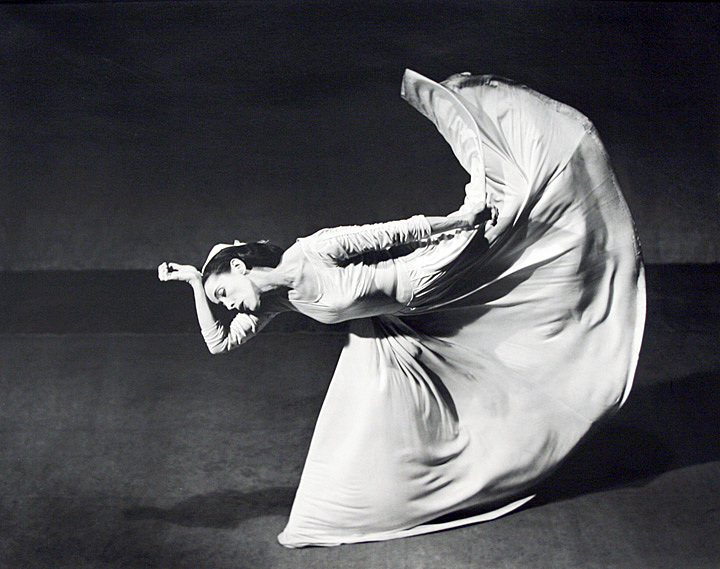 Barbara Morgan, Martha Graham