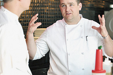 Chef-in-Residence Josh Brown