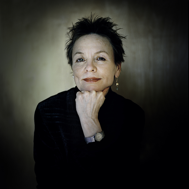 Laurie Anderson: The Language of the Future