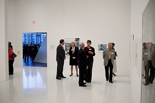 Cocktail Reception and Gallery Tour