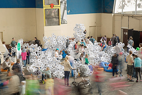 Art Lab: Paper City