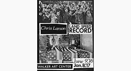 Chris Larson: Land Speed Record, Limited Edition Print
