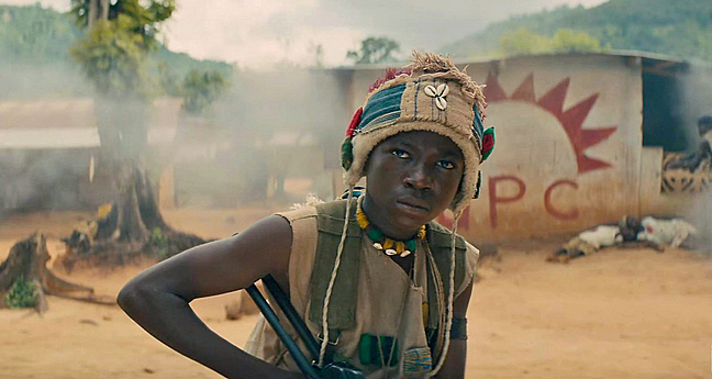 Cary Joji Fukunaga, Beasts of No Nation, 2015