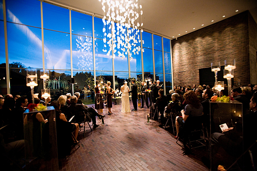 Cargill Lounge Wedding Ceremony