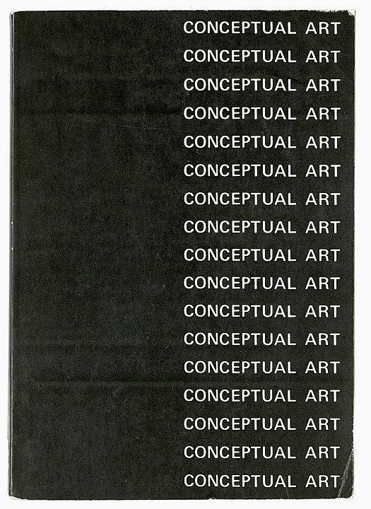 Ursula Meyer. Conceptual Art. New York: E. P. Dutton, 1972.