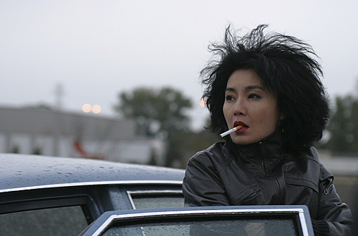 Maggie Cheung, winner of Best Actress at Cannes Film Festival, in Olivier Assayas' Clean, part of a Regis Dialogue and Retrospective