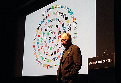 Insights Design Lecture Series 2014: Lance Wyman
