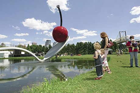 Minneapolis Sculpture Garden Tours